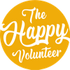 The Happy Volunteer Logo